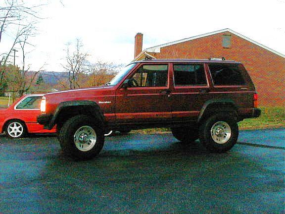 4 Budget Lift For Your Jeep Cherokee Xj Jeep Cherokee Xj Jeep
