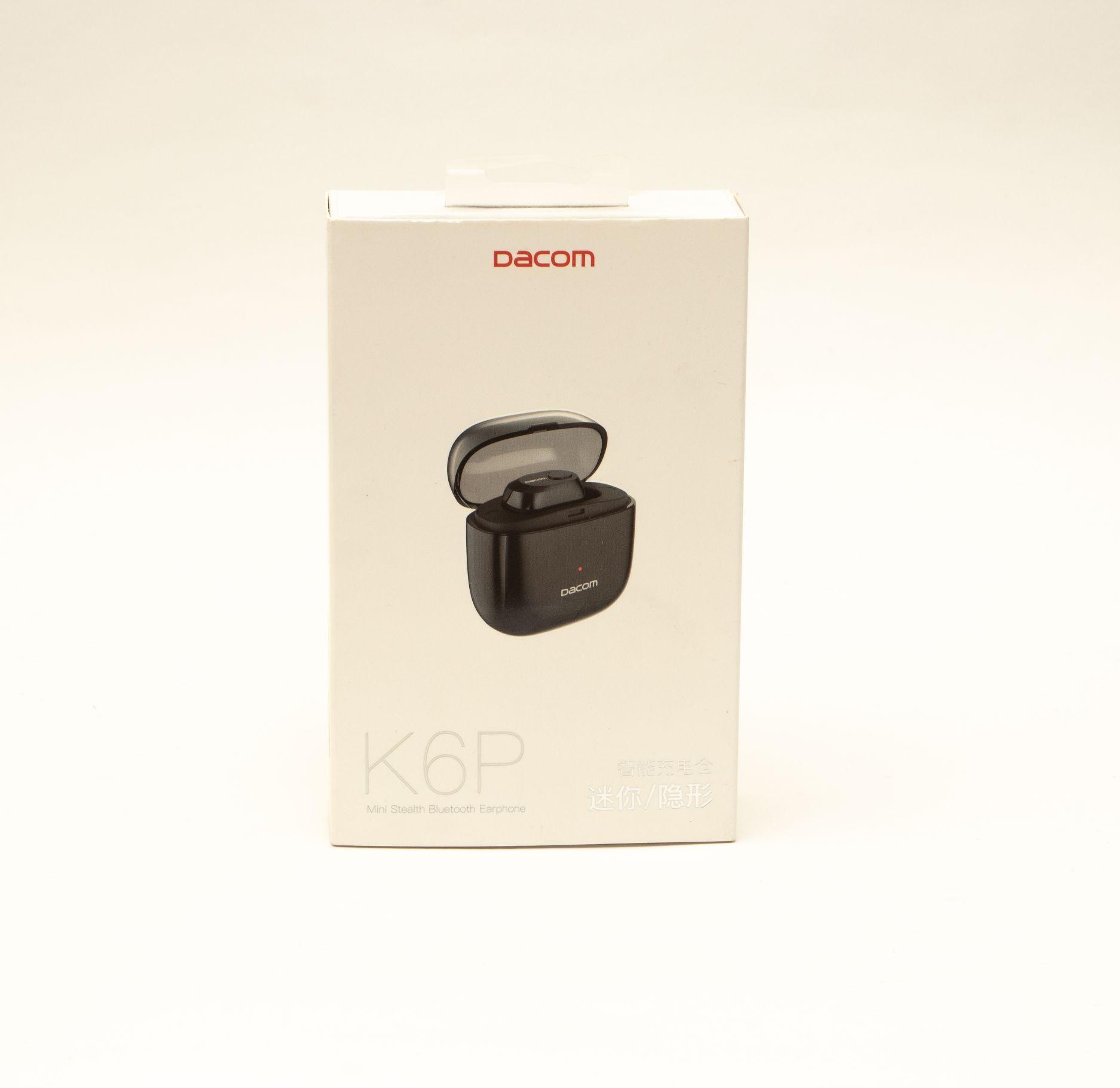 Earbuds Dacom K6p One Ear Black بسعر 520ج بدل من 675ج Phone Accessories Phone Phone Ring
