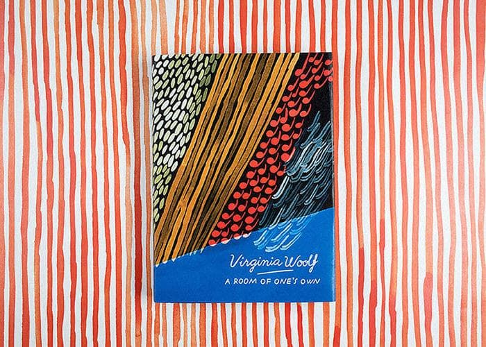 Check Out Gorgeous Paperback Editions of Virginia Woolf Classics by a Marimekko Designer — Design News