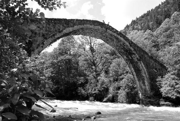 300-year-old bridge in Turkey