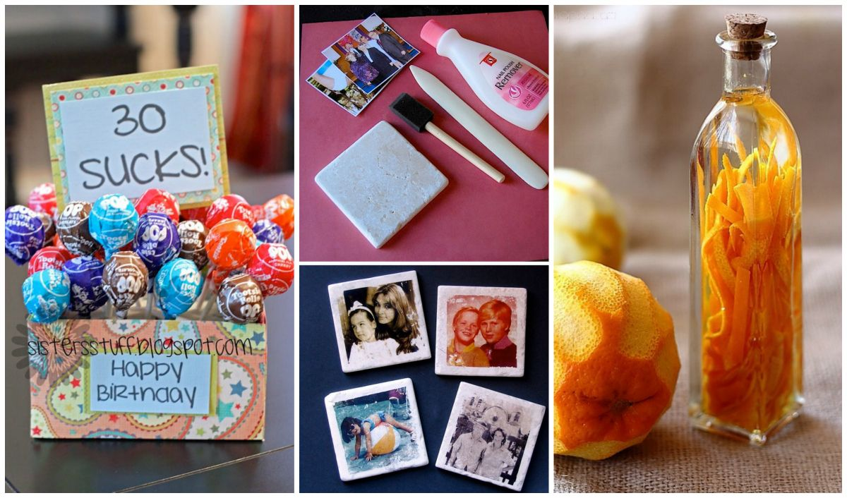 43 Fun And Creative DIY Gift Ideas Everyone On Your Gift List Will ...