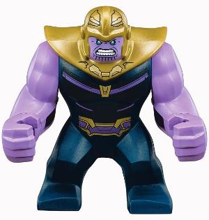 Thanos Earth 13122 Infinity War Lego Marvel Super Heroes