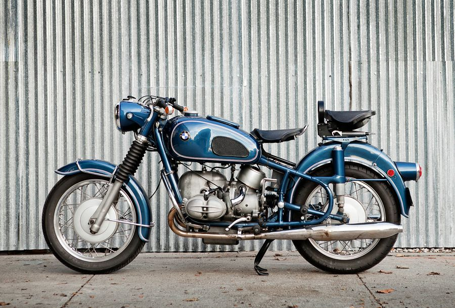 1969 BMW R69S 'Riviera Blue' / FOR SALE / www.motoborgotaro.com ...
