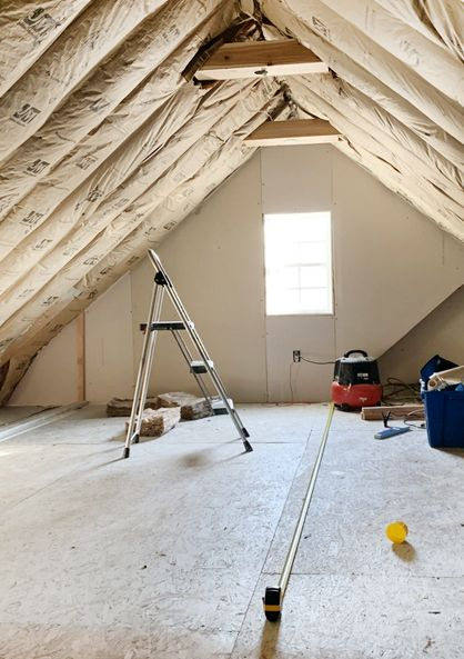 Best Insulating The Room Over The Garage Drop Ceiling 400 x 300
