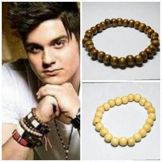 bcc5126472d O Luan Santana usa muitas pulseiras....Confira a variedade de modelos em  nossa loja virtual.. www.balieco.com.br