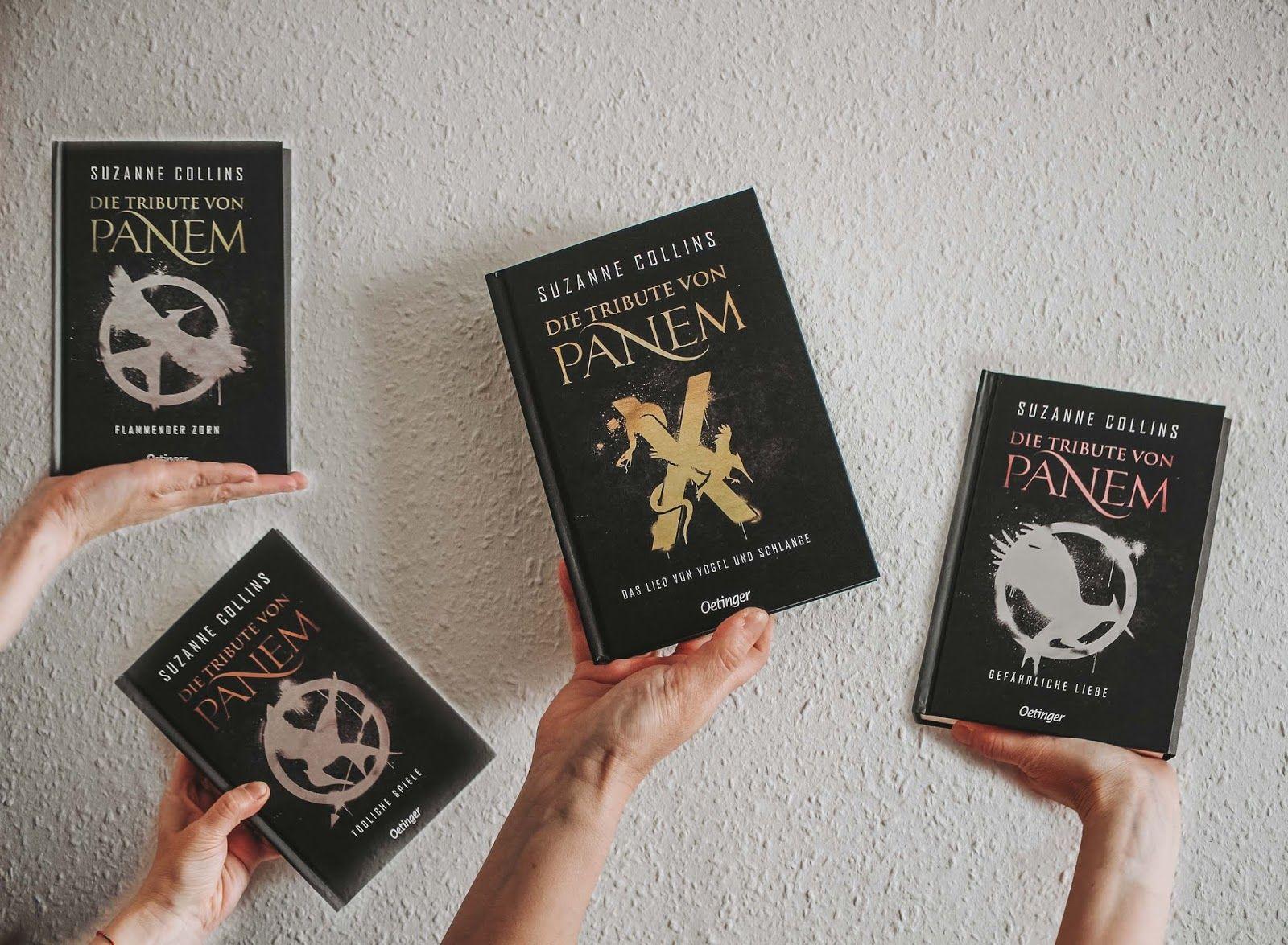 Werbung Die Tribute Von Panem Prequel Panem X Mein Erster Leseeindruck Panem Tribute Von Panem Tribute