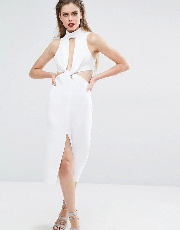 Bec   Bridge Phoenix Plunge Front Dress  6e8339a8b