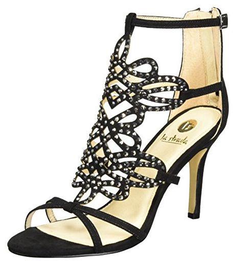 Womens 966454 Closed Toe Heels La Strada mGupANF