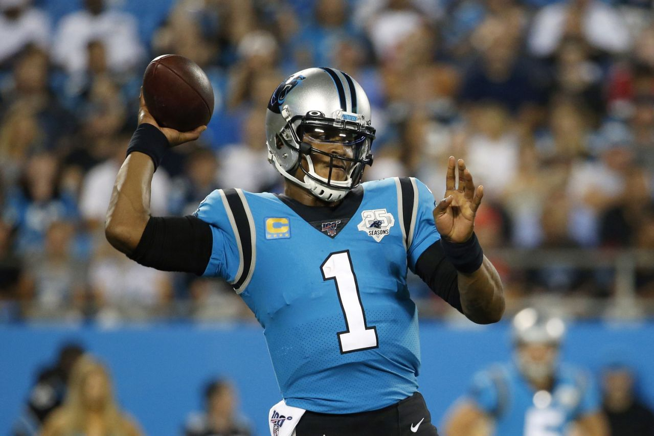 Patriots Sign Qb Cam Newton To Replace Brady In 2020 Patriots Sign Cam Newton Patriots