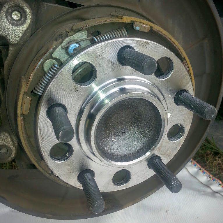 Dodge Caliber Rear Wheel Bearing Replacement Dodge Caliber Caliber Dodge