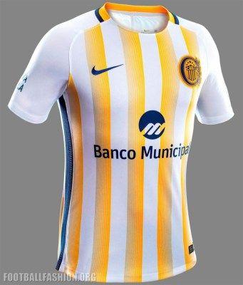 Rosario Central 2017 Nike Home and Away Football Kit b315072b2