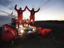 Land Rover Defender 110 Td5 Adventure crossing the bering strait...love this so much!