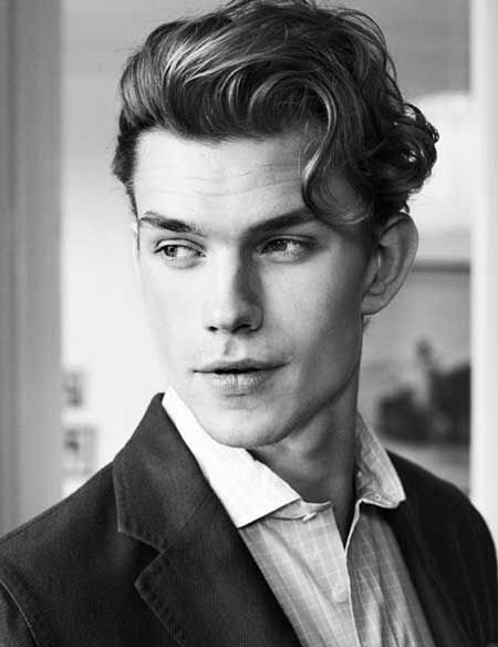 Excellent 1000 Images About Medium Length Mens Hair On Pinterest Short Hairstyles Gunalazisus