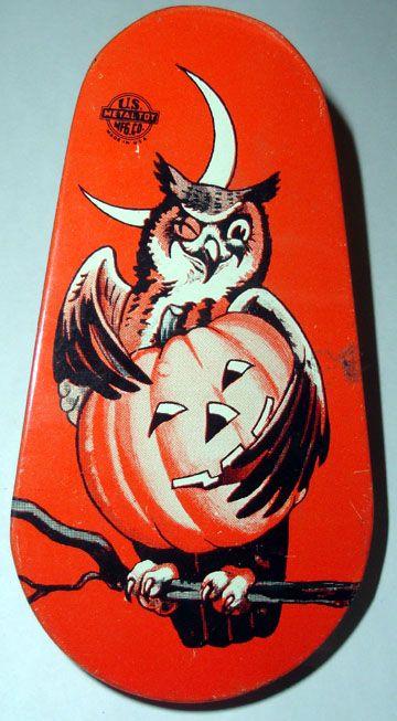 the vintage halloween website noisemakers