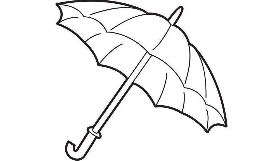 Coloring Page Base Coloring Pages Umbrella