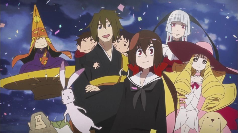 Kyousougiga Retrospective | Anime, Cartoon, Animation