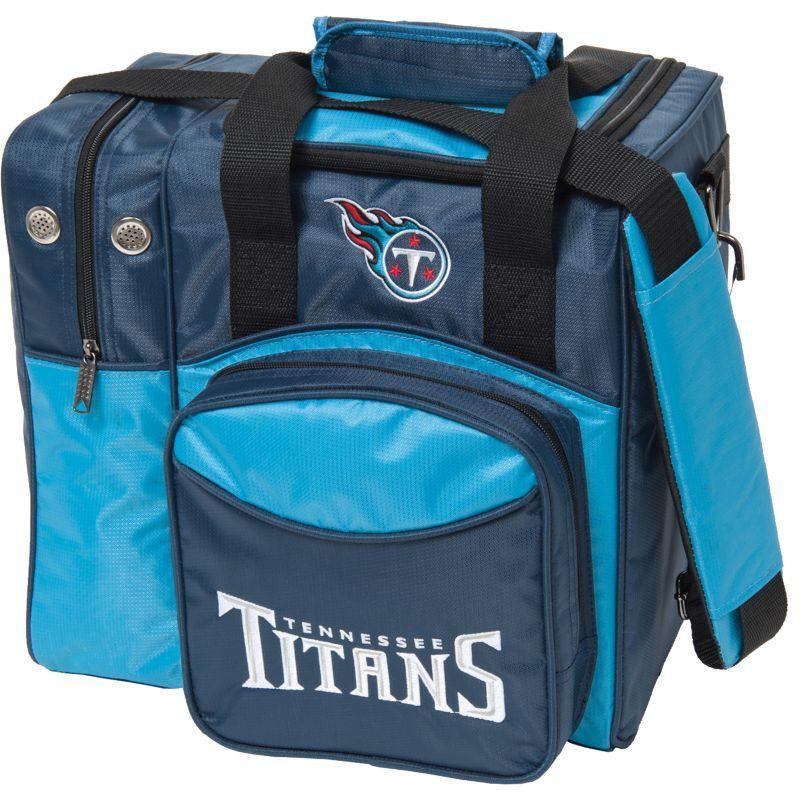 KR Strikeforce Licensed Single Tote Bowling Bag, Team