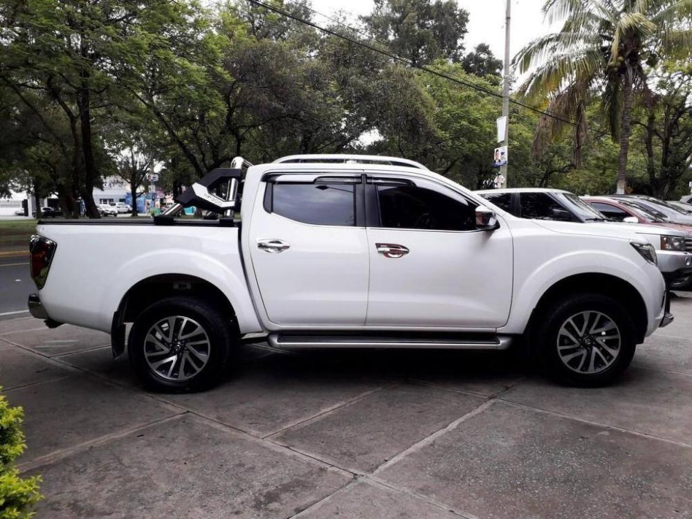 2017 Nissan Frontier D23 2 5 4x4 4 Cil De Agencia Venta De