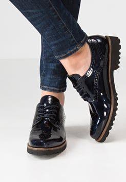 Tendance Chaussures 2017 2018 Gabor Derbies Pazifik Vlogisec-150012-7845454 Vente