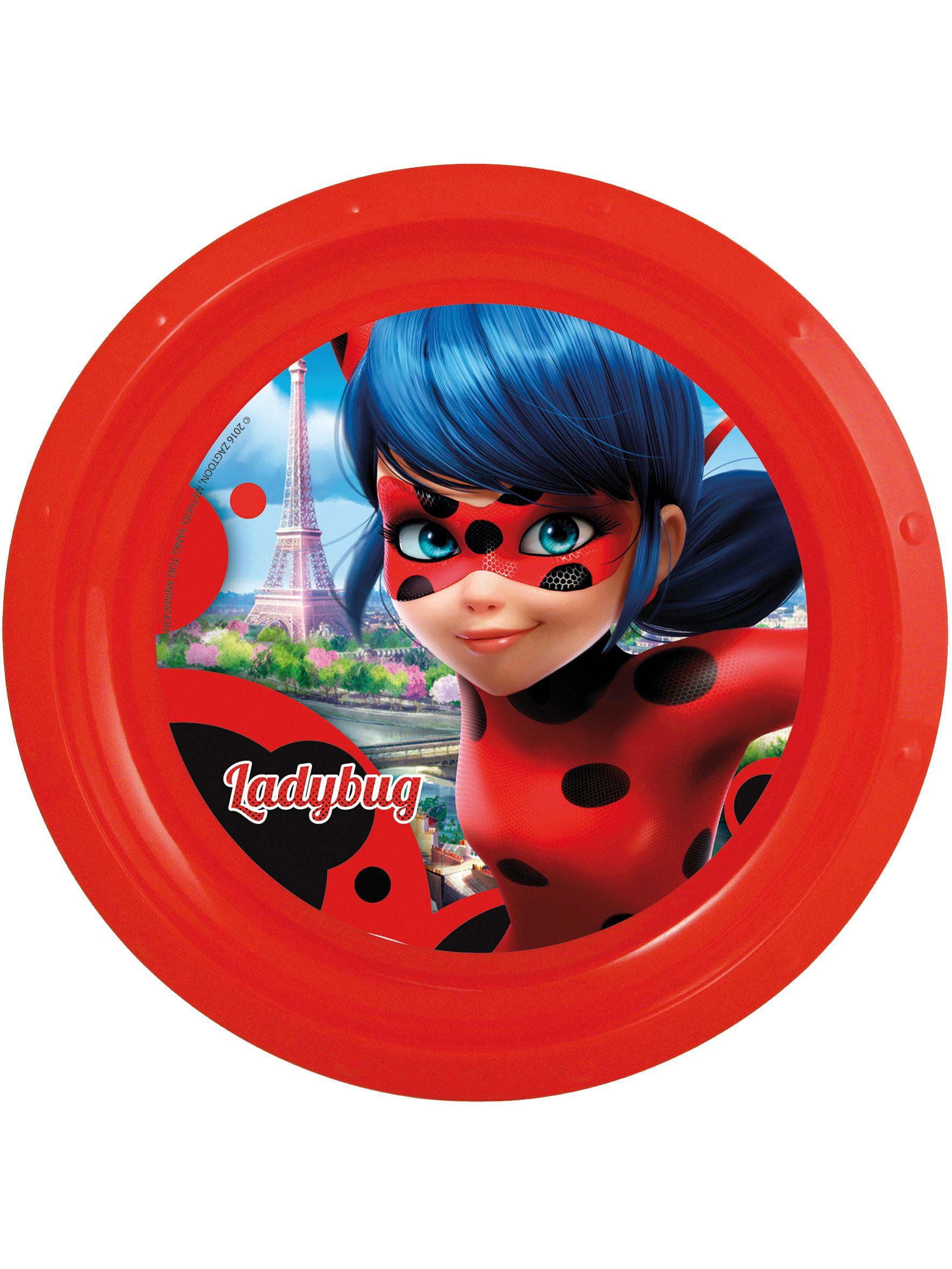 Miraculous Ladybug 8 assiettes assiette Fête Assiette Jetable Assiette Fête Vaisselle