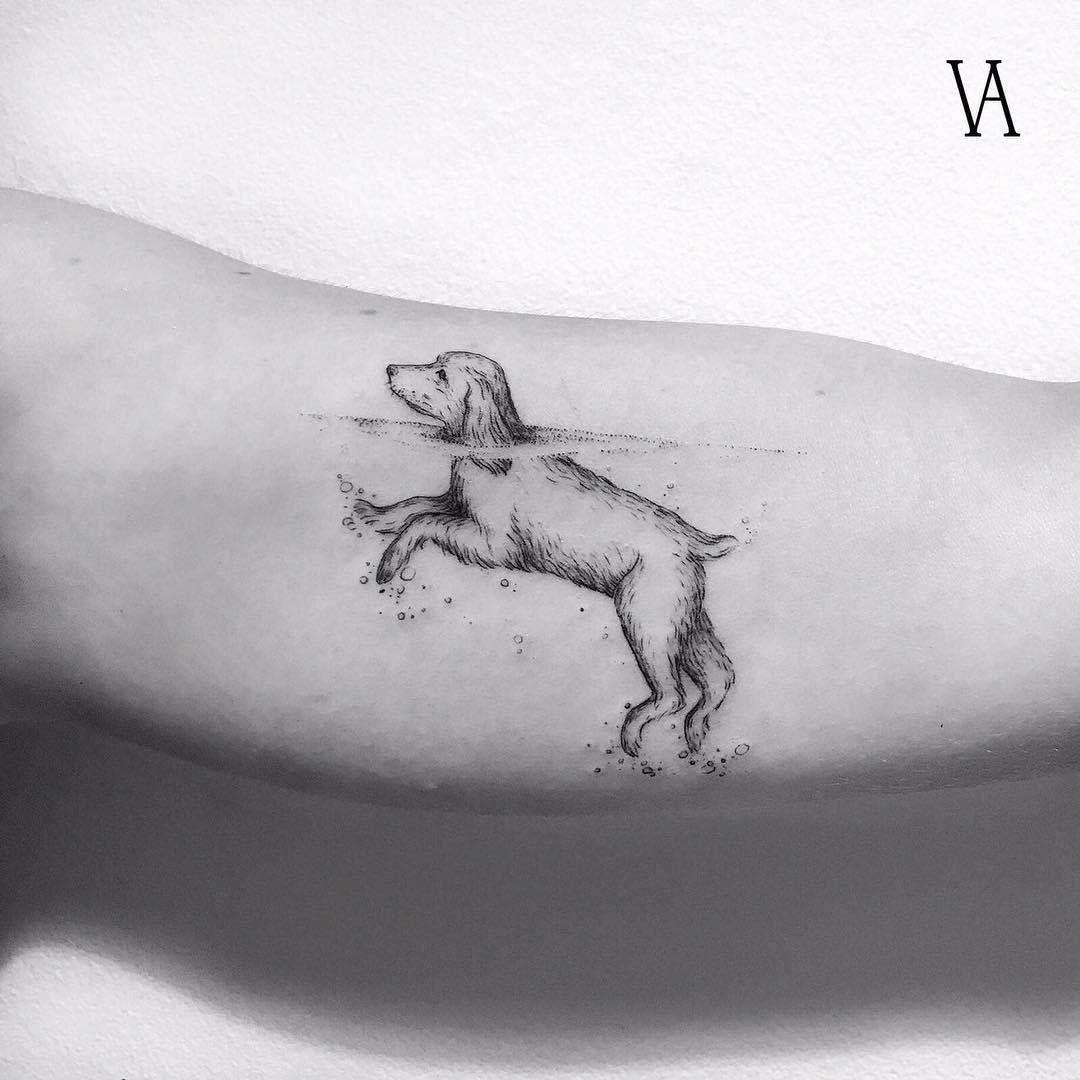 Pin by nina schofeld on swimming tattoo pinterest tattoo