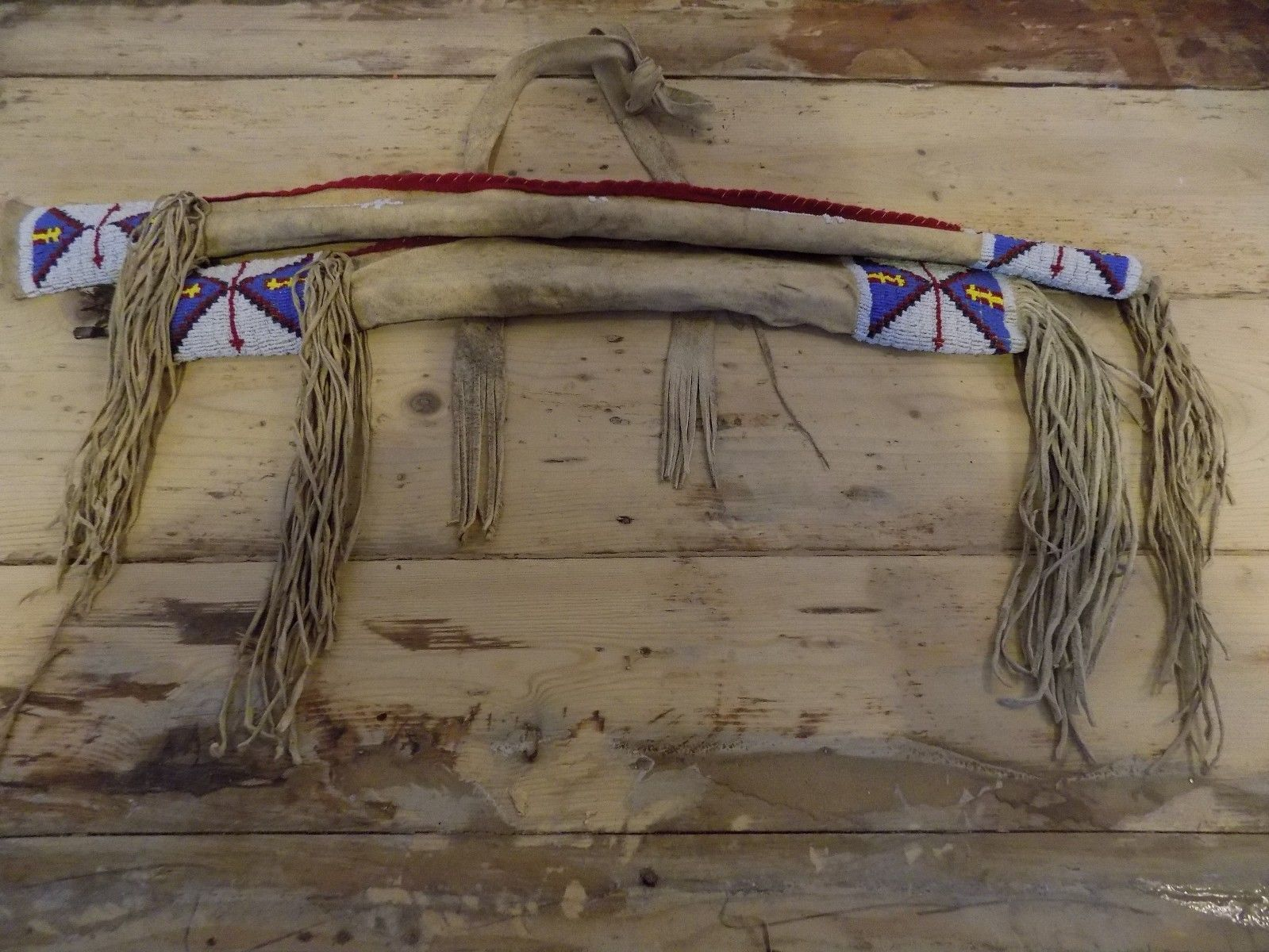 Replica Lakota bowcase and quiver offered by ebay seller indianvillage.italy