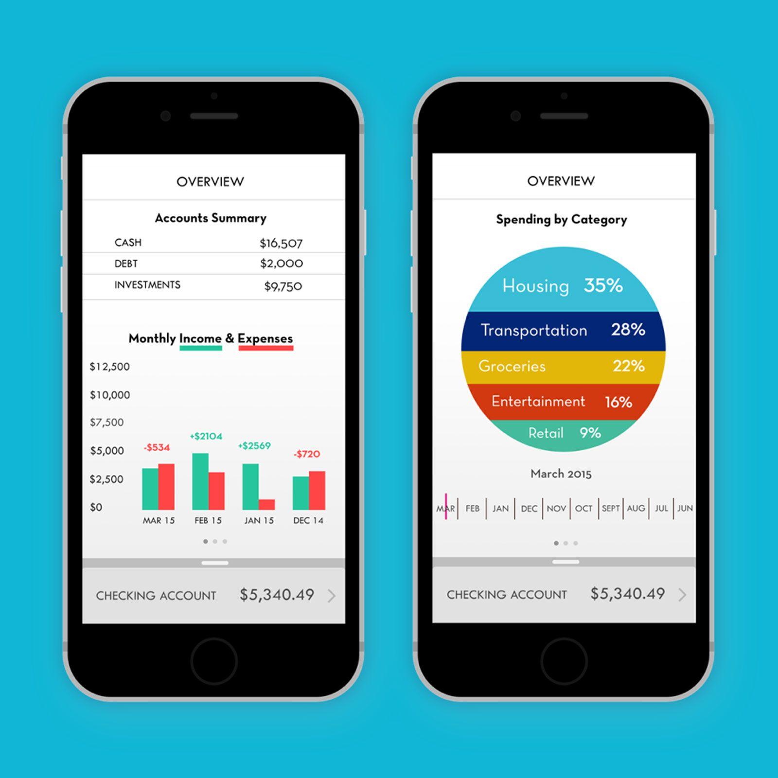 Image result for banking app design