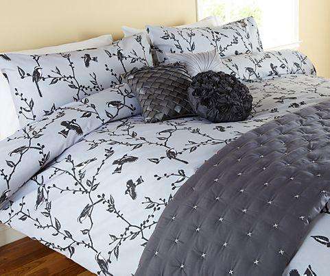 Birds Design Bedding Asda Direct Bird Bedroom Duvet Cover