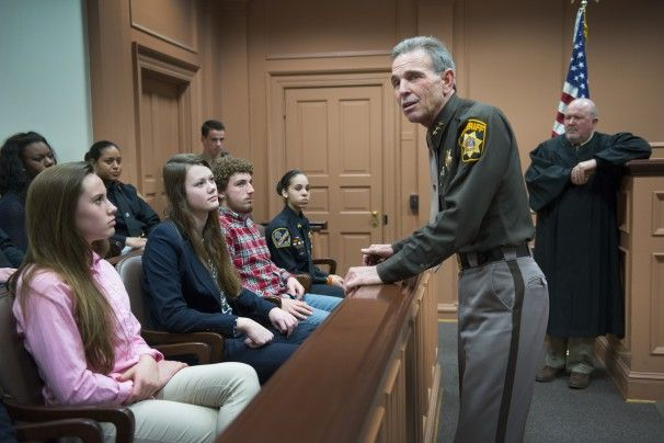 County teen court gives first