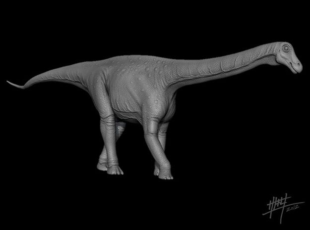 Lirainosaurus 1/40 3d printed