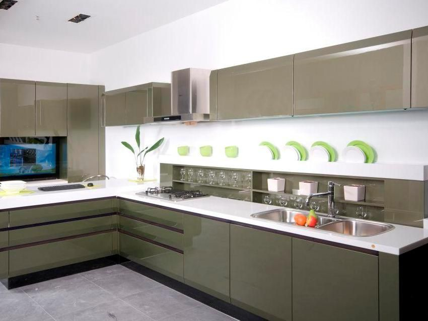 Best Ultra Modern Kitchen Cupboards Modern Kitchen Furniture 400 x 300