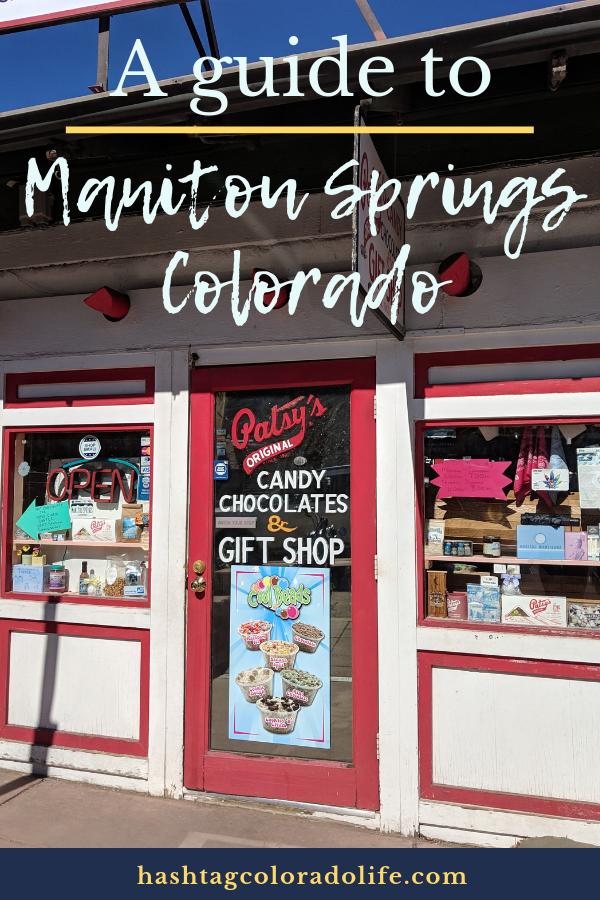 Manitou Springs Guide: A Quirky Colorado Town #manitousprings