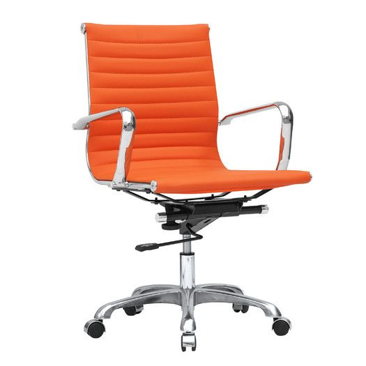Fine Mod Imports Mid-Back Conference Office Chair | AllModern