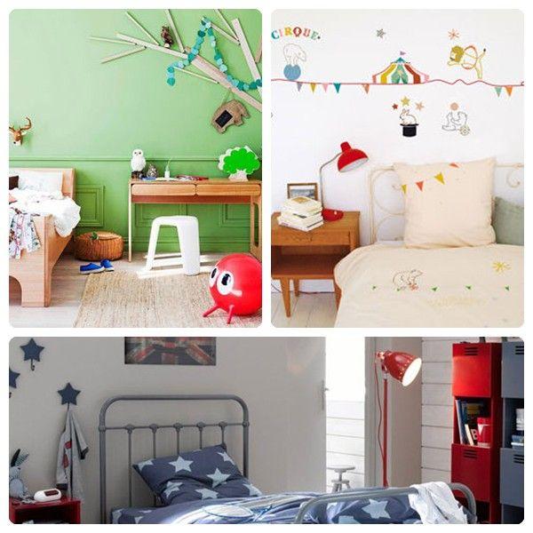 10 habitaciones infantiles para chicos pinterest for Decoracion piezas infantiles