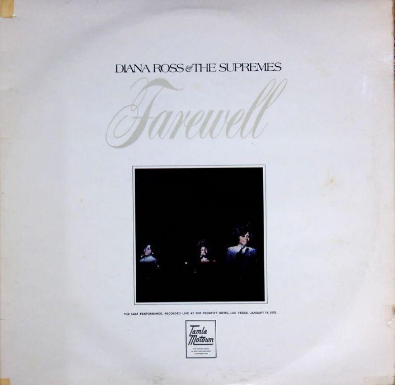 Diana Ross The Supremes Farewell Tamla Motown Stml 11154 5 Vinyl Music Vinyl Music Tamla Motown Diana Ross