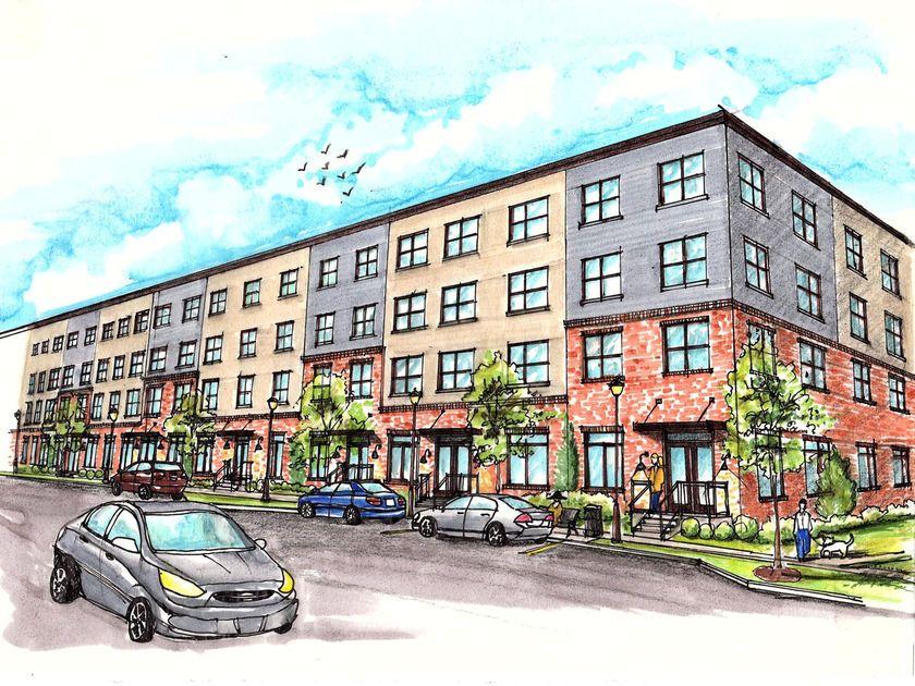 Duke Of Omaha Apartments Will Form New Eastern Border For Dundee Neighborhood Omaha The Neighbourhood Street View