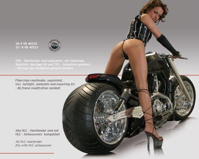 Harley Davidson Vrod Body Kits No Limit Custom V Rod