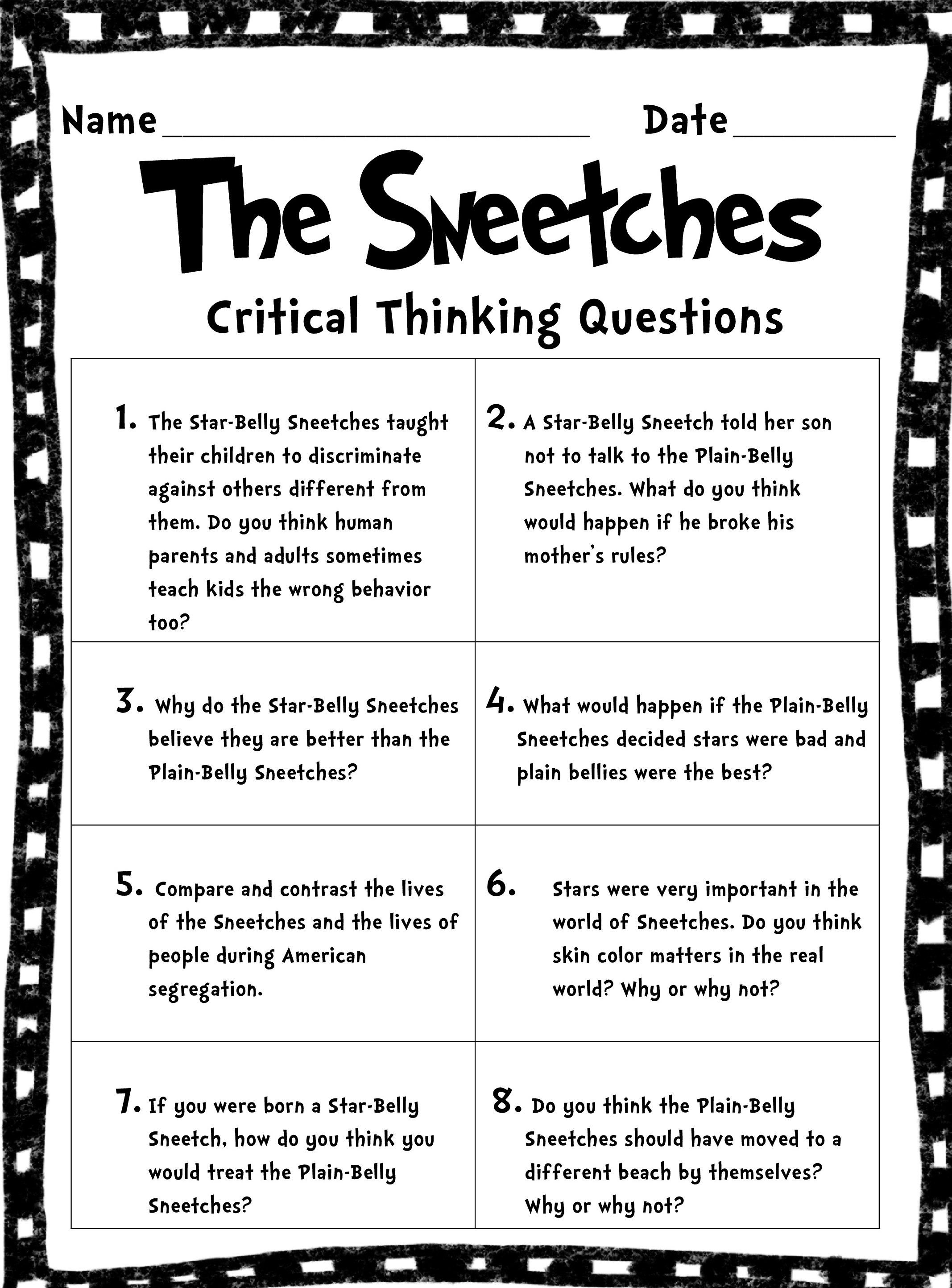 small resolution of Short \u0026 Extended Response Activities - A Dr. Seuss inspired lesson   Seuss  classroom