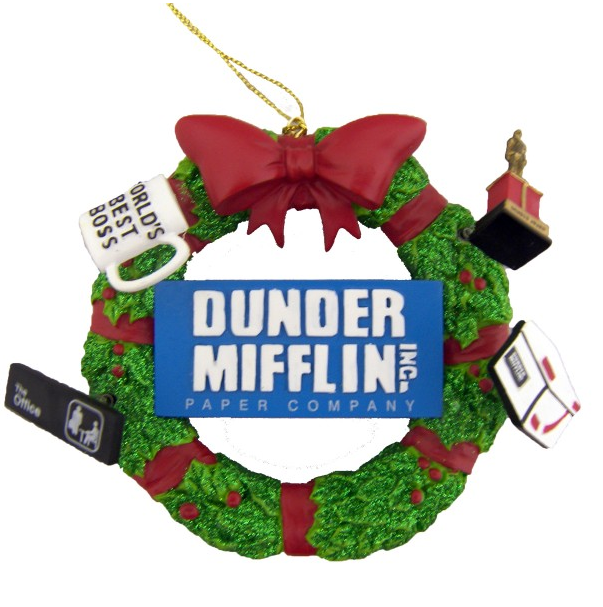 the office ornaments. the office christmas ornaments shop dunder mifflin gifts for fans of h