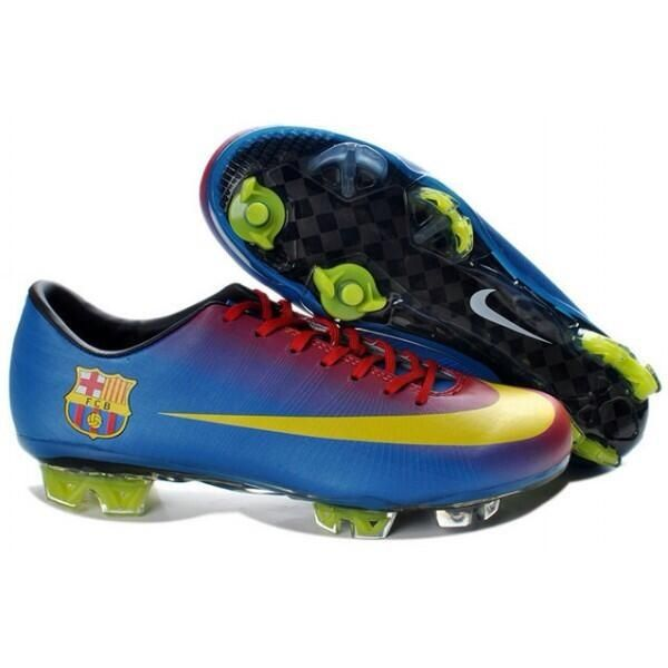 Barca Nike soccer cleats