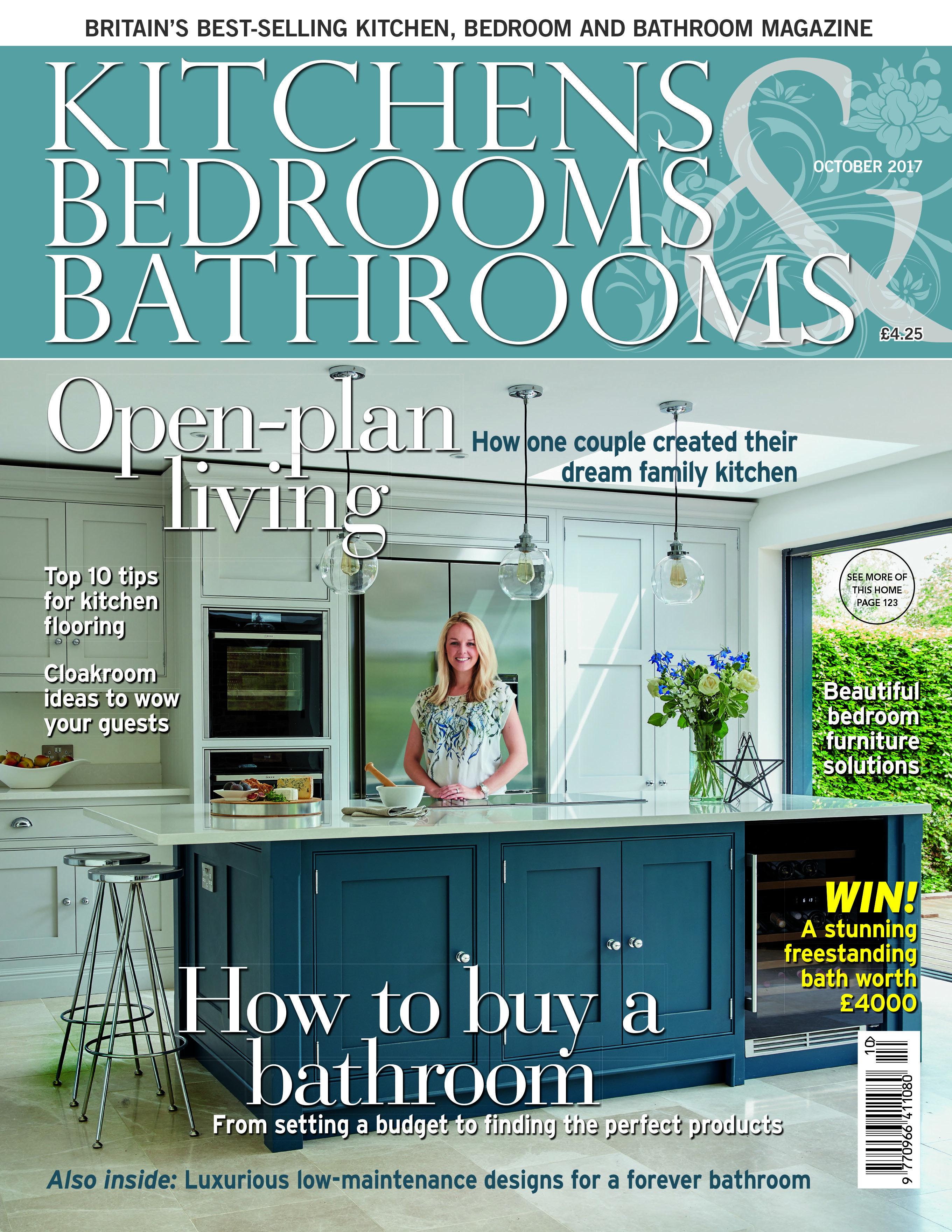 Images Photos Kitchens Bedrooms u Bathrooms magazine October