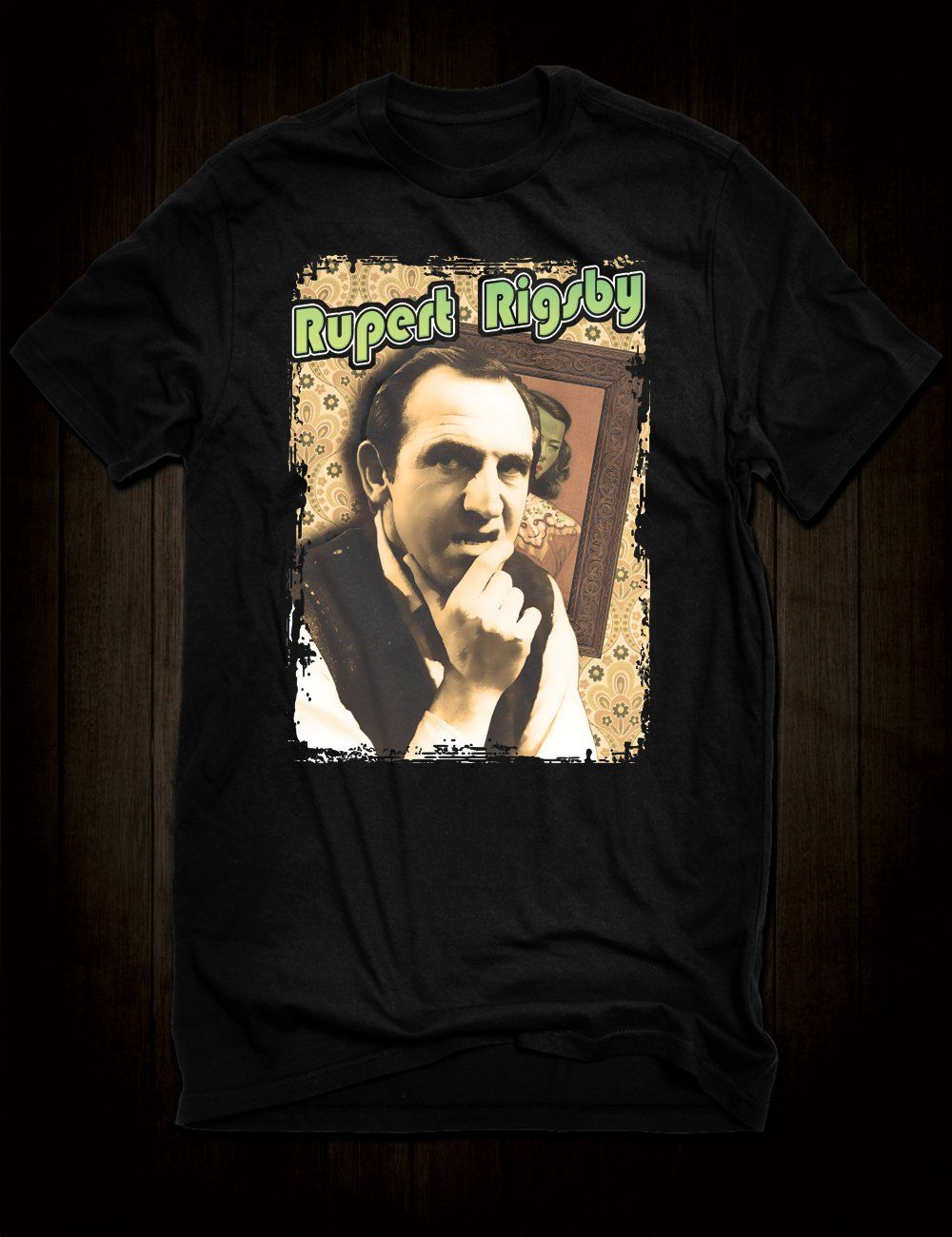 5f017ae1f1858 Rupert Rigsby T-Shirt - Small in 2018