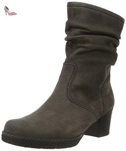Gabor Shoes Comfort Sport, Bottes Femme, (87 Schwarz Micro), 41 EU