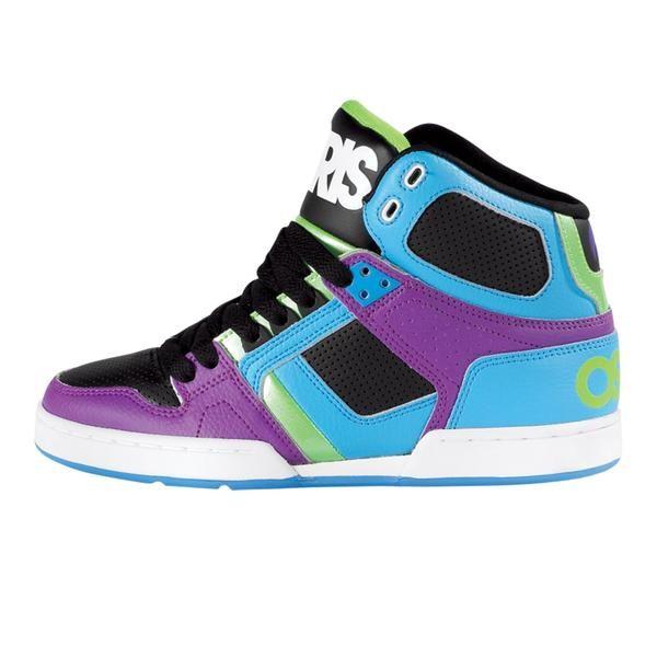 302a602f55 Womens Osiris NYC 83 Slim Skate Shoe | Shoes I drool for | Shoes ...