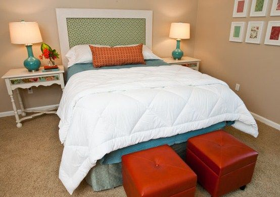 House Staging Behind The Scenes Air Mattress Guest Room Air Mattress Bedroom Home Staging