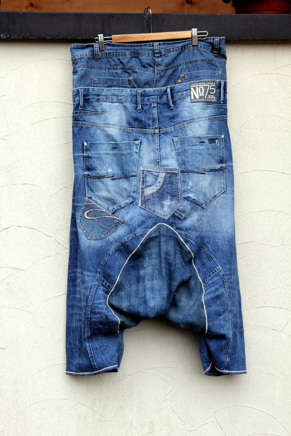 60723efffb Reserved for Fati Bah recycled jeans yoga pants by jamfashion ...
