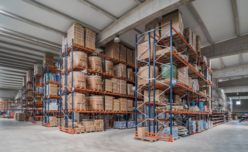 Success story of the Cofan picking warehouse in Spain