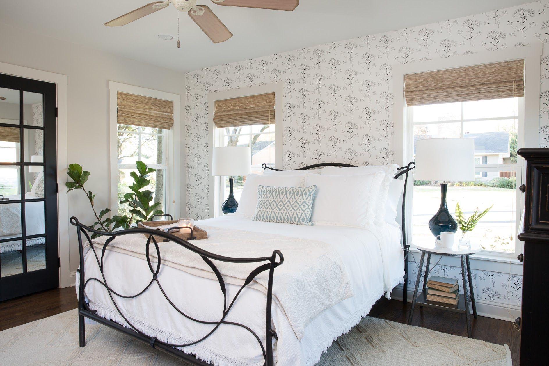 Incorporating Wallpaper Into Your Home Magnolia Fixer