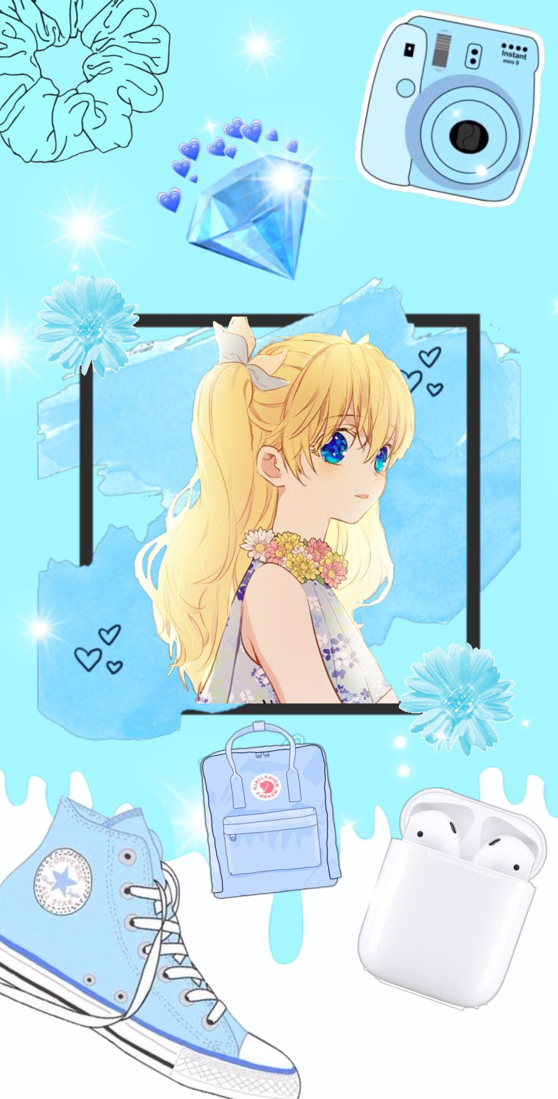 Athanasia Wallpaper In 2021 Cute Anime Wallpaper Anime Wallpaper Anime