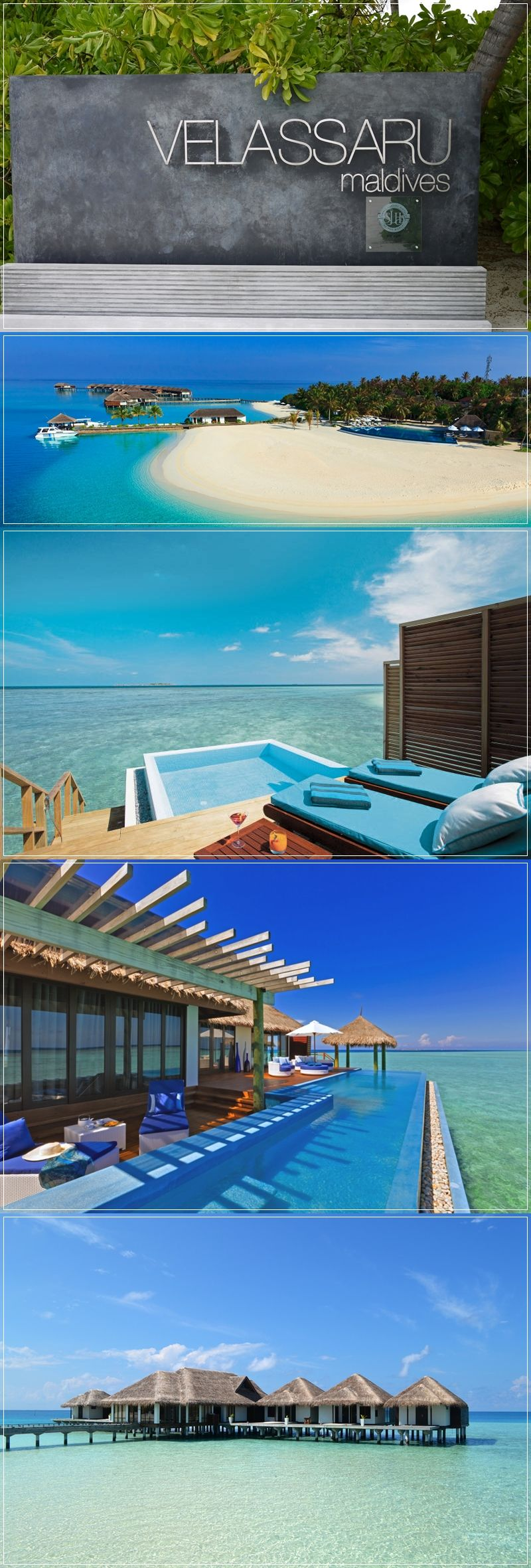 Velassaru Resort is nominated as one of the best luxury resort for vacation. Come and experience the Luxury Resort of Velassaru Resort at Maldives.
